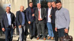 Zweites Unternehmertreffen in Zurich